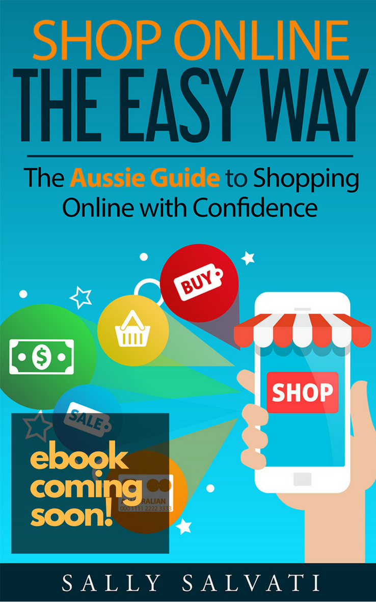 shop online the easy way the aussie guide to shopping online with confidence ebook sally. Black Bedroom Furniture Sets. Home Design Ideas